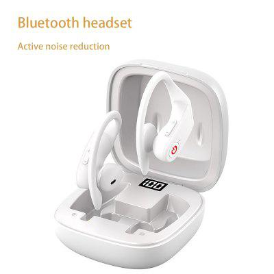 In Ear Business Sports Wireless Bluetooth Headset Dual Ear 5.0tws Active Noise Reduction Headset