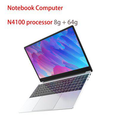 Laptop Ultra Thin Business Office 15.6 Inch Brand New Laptop Image