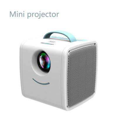 Mini Home Childrens Projector Portable Led Supports Hd 1080p Projector