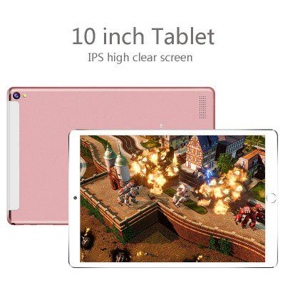 Hanzhong Tablet 10 Inch IPS High Clear Screen Bluetooth GPS 4G Call Image