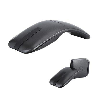 Ultra Thin Touch Folding Dimension Soft 2.4 Upgrade Arc Touch Wireless Optical Mouse