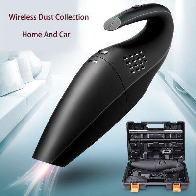 Car Vacuum Cleaner Portable Wireless Home Car High Power Mini Car