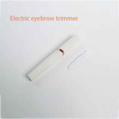 Electric Eyebrow Trimmer Womens Eyebrow Trimmer Automatic Eyebrow Trimmer