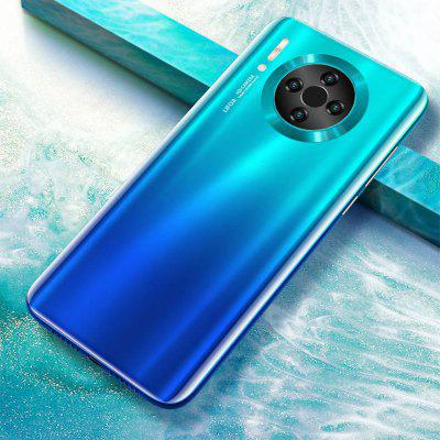 Water Drop Screen Mobile Phone 10g Running 256g All Netcom 5G Fingerprint Face Unlocking Intelligent Android Image