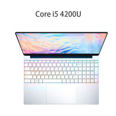 Core I5 4200u Ultra Thin Game Notebook 15.6 Inch Portable Online Office Book