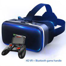 VR-briller Mobiltelefon Virtual Reality Wearing Game Smart 3D Digital-briller