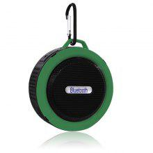 Bluetooth-luidspreker Waterdichte kaart Bluetooth-audio Outdoor draagbare handsfree-luidspreker