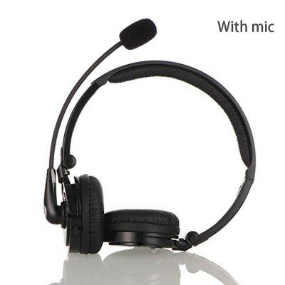 Headset With Wheat Bluetooth Headset Noise Reduction Business Headset Traffic Headset Binaural With Wheat Headset