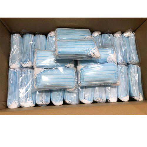 DHL 100PCS Disposable Masks Dust-proof Meltblown Filter Layer All Age