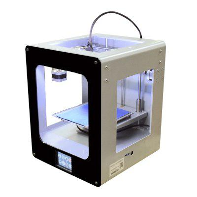 Three Dimensional Desktop Grade Mini 3D Printer Metal Frame 3D Printer