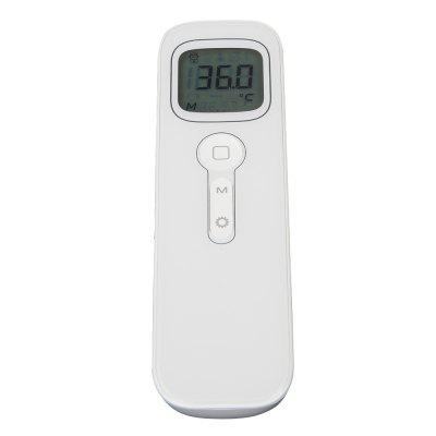 Gearbest Infrared Thermometer Digital Non-Contact Multi-functional Termometro Screen IR ThermometerWhite