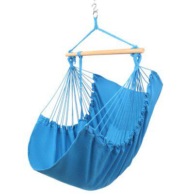Hammock Chair Swing Hanging Chair Hanging Rope Hammock Chair Swing Seat Hammock Chair for Leisure