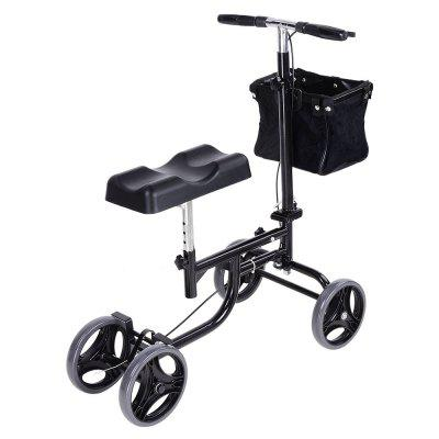 Knee Walker hybrid knee walker knee riding knee scooter crutches steerable walker