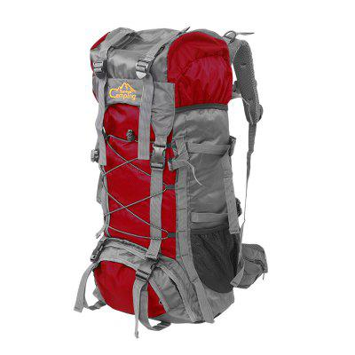 60L Hiking Camping Backpack Outdoor Waterproof Expandable Travel Backpack