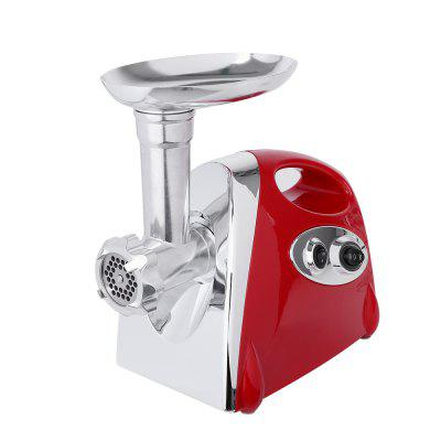 UL Electric Meat Grinder Mixer Mincer Sausage Maker Pasta machine with 4 style cutting plates