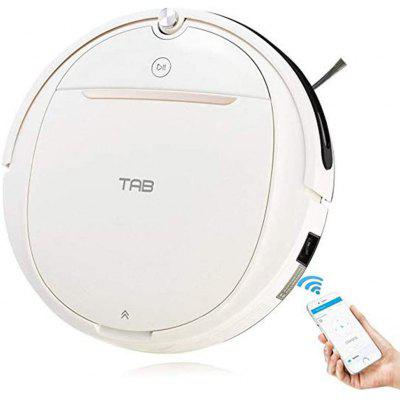 Robot Vacuum Cleaner Automatic Self Charging Robotic Vacuum WiFi Connectivity Good for Pet Hair Carpets Hard Floors