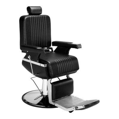 Hairdressing Chair Salon SPA Barber Chair High-End Reclining Chair Adjustable Leather Massage Chair