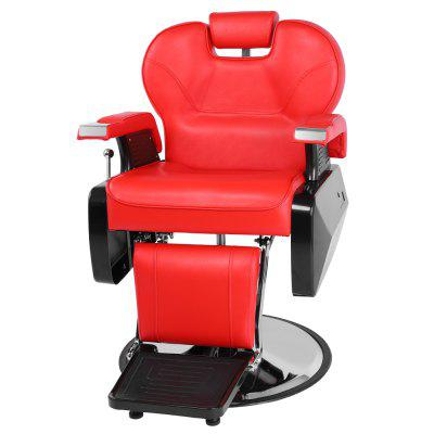 Professional Salon SPA Barber Chair  Adjustable PVC Leather Chair