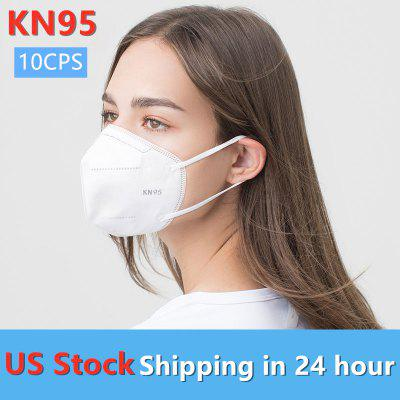 KN95 N95 Respirator Face Mask Disposable Breathable Protective Not Medical Masks for Health