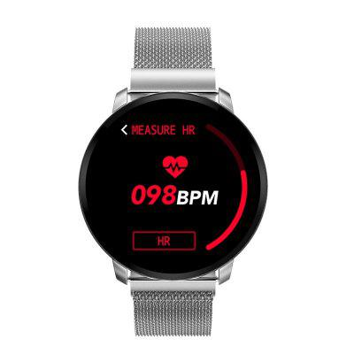 CF68 Color Screen Full Touch Intelligent Sports Bracelet Health Monitoring Wristband For Android IOS