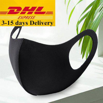 Adult Mouth Mask Anti Dust Mask Activated Carbon Filter Windproof