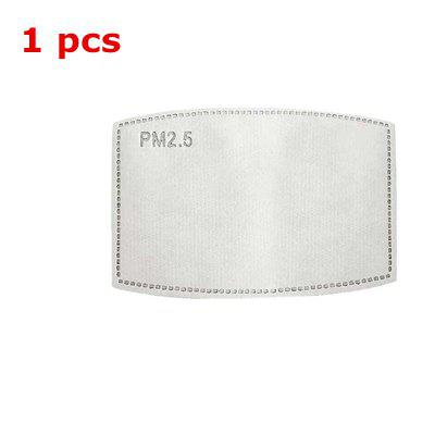 Adults Mask With Breathing Valve PM2.5 Cotton Activated Carbon Filter Mouth Masks