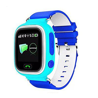 Children Watch Wristwatch Q90 Smart Watch for Child Support 2G Network for Android iOS