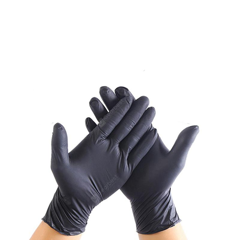 Disposable Latex Gloves For Home Cleaning Food Garden Gloves Universal