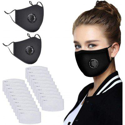 Cotton Anti-dust Mouth Face Mask Protect Cover  Unisex Reusable Fashion Washable face mask