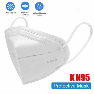 N95 NonWoven Masks Safety Face Disposable soft and elastic 95 percent Filtration