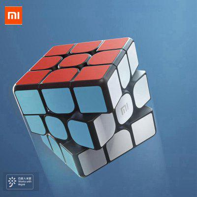 XIAOMI Bluetooth Magic Cube Smart Gateway Linkage Square Magnetic Cube Puzzle Science Education Toy