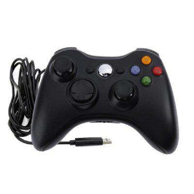 ALLOYSEED Wireless Bluetooth Gamepads USB Cable Game Controller Joystick for Microsoft Xbox 360 Xbox 360 Slim for PC Windows