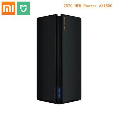 New Product Xiaomi Router AX1800 Qualcomm Five-core Wifi6 2.4G 5.0 GHz Full Gigabit 5G Dual-frequency Home Wall-penetrating King
