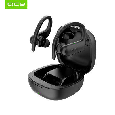2020 NEWEST QCY T6 True Wireless Earphones Sport Bluetooth Headphone Stereo Hifi Sound With Exclusive APP Available