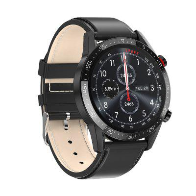 Smart Watch L13 1.3 Inch IPS Screen IP68 Waterproof Android IOS Message Reminder Remote Control