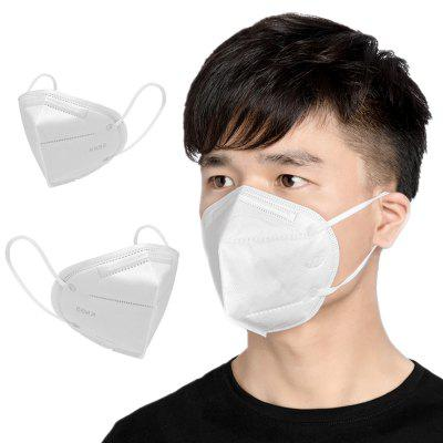 KN95 Mask Reusable Anti Dust Particles Face PM2.5 Protective Filtration Non-medical Mouth