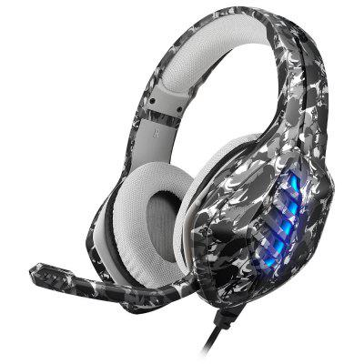 Gaming Headset Stereo Surround Gaming Headphones with Microphone for PS4/Xbox One/PC/Laptop Cellphone