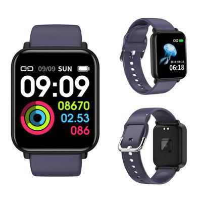 AW02 Smart watch Activity Tracker Waterproof Smart Wristband Watch Fitness Tracker with Heart Rate and Sleep Monitor Step Calorie Counter Pedometer
