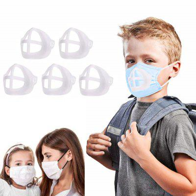 Fast Delivery 3D Mask Bracket Inner Support Frame Adults and Kids Child More Space Comfortable Breathing Washable Reusable