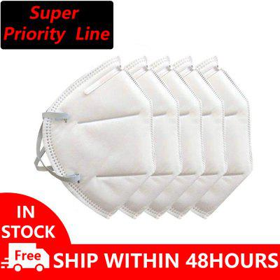 10PCS  Respirator Face Mask Disposable Breathable Protective Not Medical Masks for Health KN95 N95