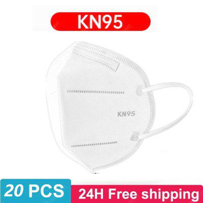 KN95 N95 Respirator Face Mask Disposable Breathable Protective Non-medical Masks for Health N95