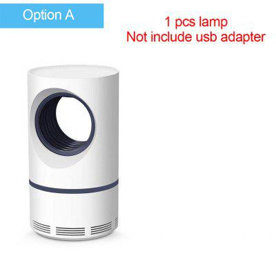Led Mosquito Killer Lamp UV Night Light USB Insect Killer Mosquito Trap Lantern Repellent Lamp