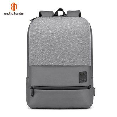 ARCTIC HUNTER 2019 USB 15.6 Waterproof Laptop Mens Bag