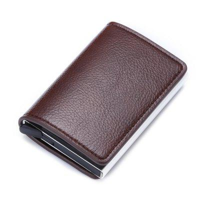 New Horse At Ocean Business Credit Card Holder Case