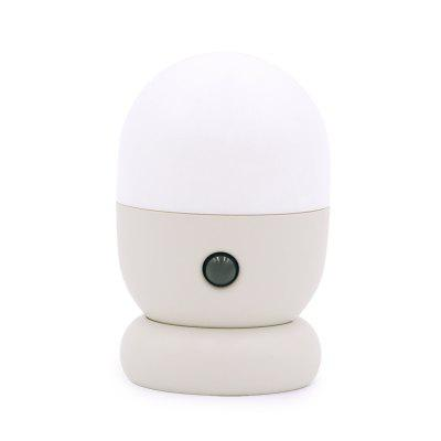 Rechargeable Lithium Battery Capsule Sensor Night Light lamp Bedroom Bedside Corridor Wardrobe commpact emergency light