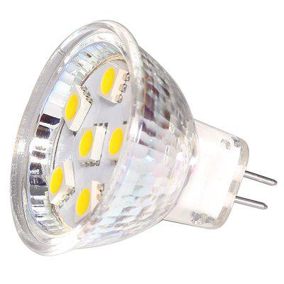 MR11 Led - 6 pcs 5050 leds AC/DC 12V 24V 4PCS/Lot