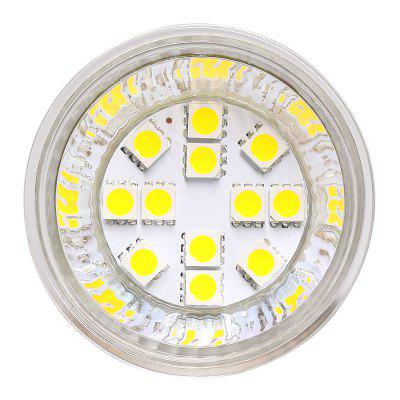 MR16 Led BULB - 12 pcs 5050 leds AC/DC 12V 24V 4PCS/Lot