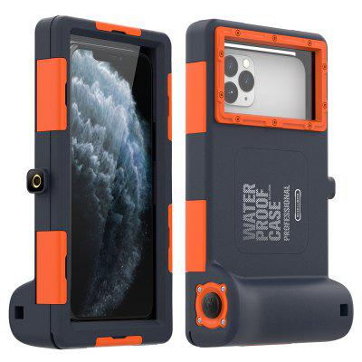 Waterproof Case for iPhone Huawei Samsung OPPO VIVO Phones Diving Water Sports Summer