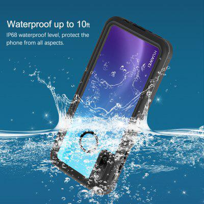 for Huawei P30 P40 Lite Mate 20 Mate 30 Pro Case IP68 Diving Waterproof Rugged Cover Clear Back Case