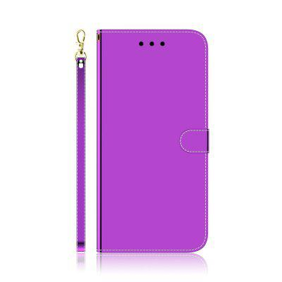 TX Mirror Case Flip Cover Case Stand Phone Cover Full Protective Case for Samsung Galaxy S10Plus Note10 Pro
